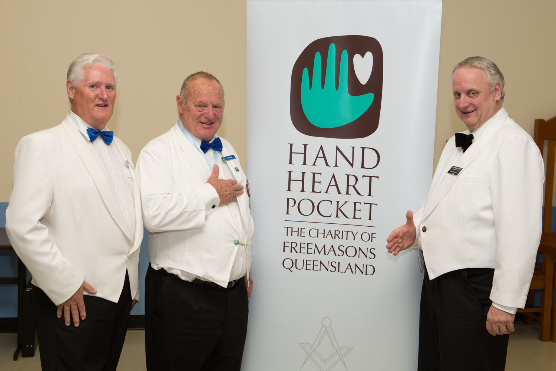 Pocket Heart Hand